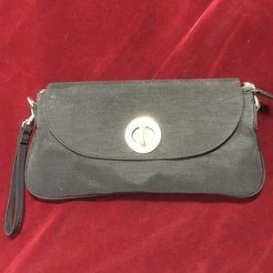 Baggallini Handbags - Baggalini Black Monaco Clutch or Crossbody