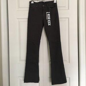 Calvin Klein Jeans Denim - NWT Calvin Klein RCKR Kick Jeans