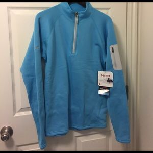 Marmot Tops - Marmot 1/2 zip fleece.