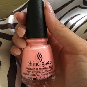 China Glaze nail polish!