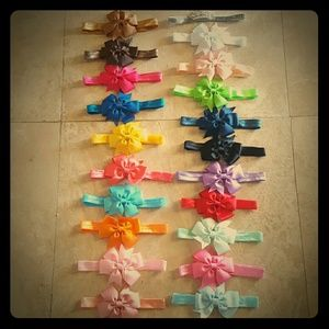 21 ITEM BUNDLE! Girls Headbands