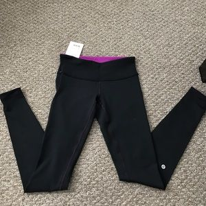lululemon athletica Pants - BNWT reversible pants