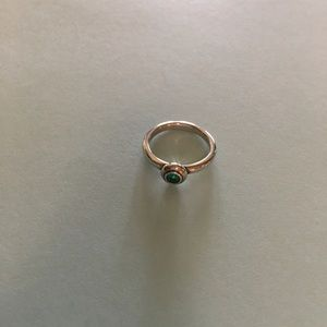 James Avery Jewelry - James Avery Emerald Remembrance Ring