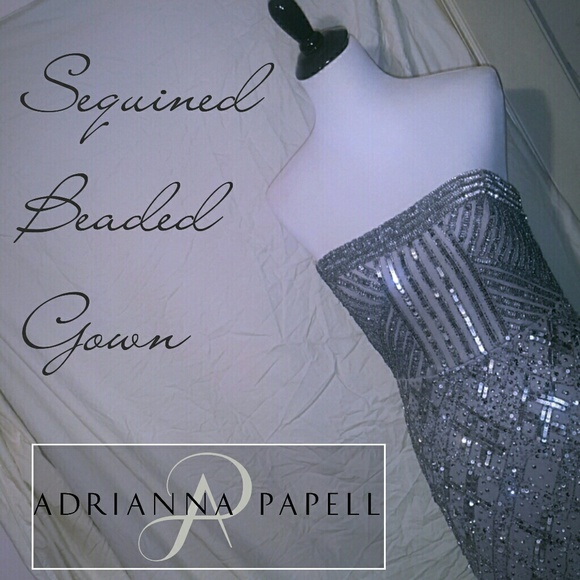 molécula Puro carencia  Adrianna Papell Dresses | Adrianna Papell Gown Seen On Pretty Little Liars  | Poshmark