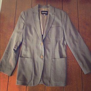 Giorgio Armani Jackets & Blazers - Giorgio Armani grey blazer