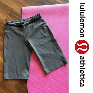 lululemon athletica Pants - 🍋Lululemon Bermuda Sweat Shorts🍋