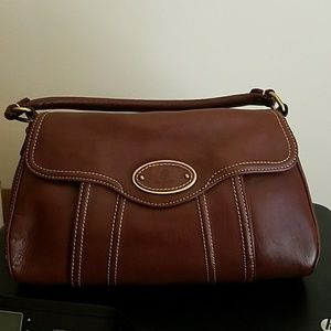 Talbots Handbags - Brown Talbot's purse