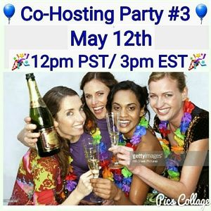 Posh Party #3 Other - 🎉🎈 Co-Hosting Party #3 🎉🎈