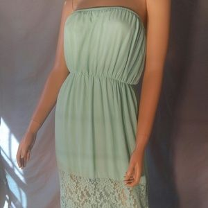 Sage Dresses & Skirts - Magnificent in Mint Green by Sage