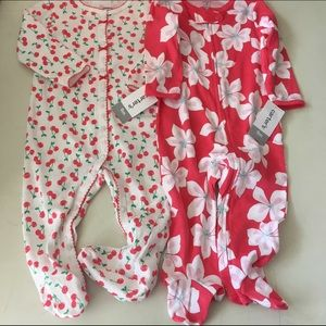 Carter's Other - Set of 2 Carters One pieces NWT Size 9 months