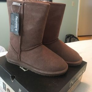 BearPaw Shoes - Emma in hickory