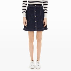 Club Monaco Dresses & Skirts - Club Monaco Cosima Denim Skirt, like new!