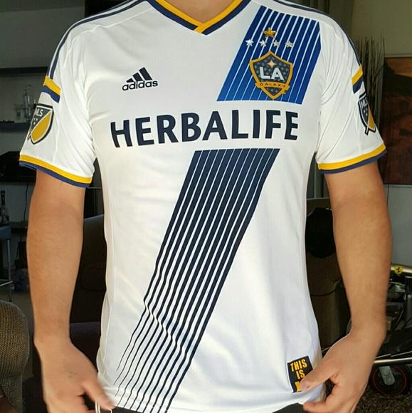 brand new d0bd0 1a9c5 LA Galaxy jersey NWT