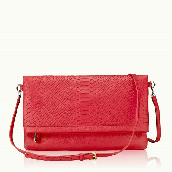 GiGi New York Handbags - SALE❗️Gigi New York Poppy Carly Convertible Clutch