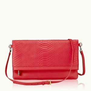 SALE❗️Gigi New York Poppy Carly Convertible Clutch