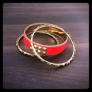 Anthropologie Jewelry - Anthropologie Bangles