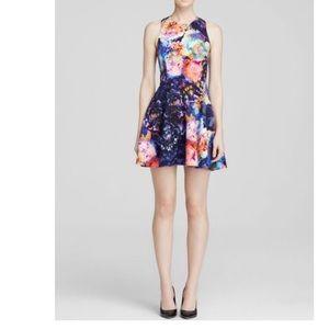 Bardot Dresses & Skirts - CLOSET CLEAR OUT ✨Bardot watercolor floral dress ✨