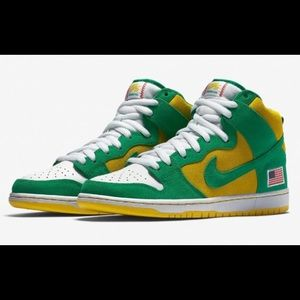 """Nike Other - Nike SB Dunk High Pro """" Oakland AS"""""""