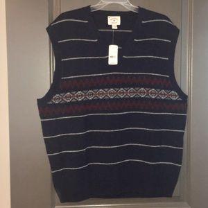 Brooks Brothers Other - Merino Wool Brooks Brothers Vest
