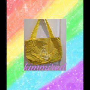 Yellow BaBY PHaT Tote Bag ~ GUC