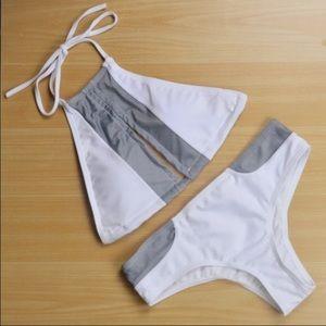 triangl swimwear Other - sexy and chic halter top bikini