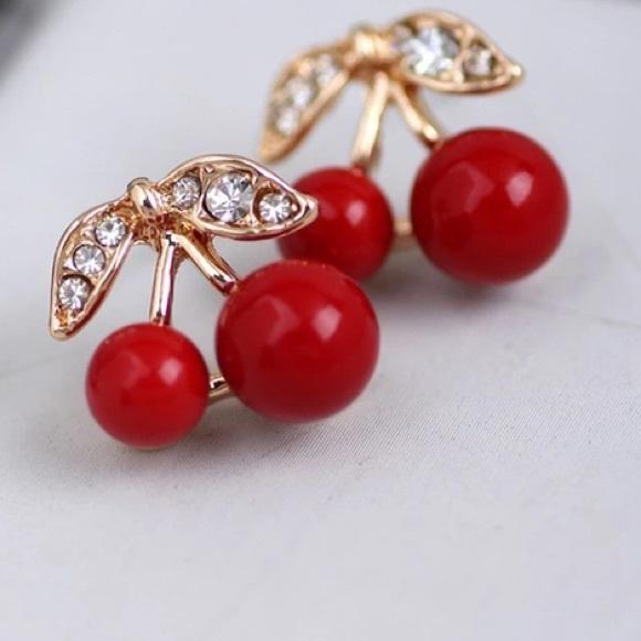 Jewelry - Red Cherry
