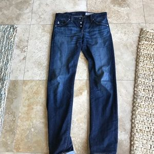 AG Adriano Goldschmied Other - AG jeans the matchbox slim straight