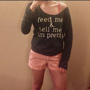 Volcom Tops - NWOT funny sweatshirt