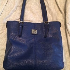 Anne Klein Handbags - Blue Anne Klein Purse