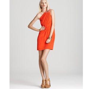 Shoshanna Dresses & Skirts - Shoshanna Silk Alexis Embellished  Dress