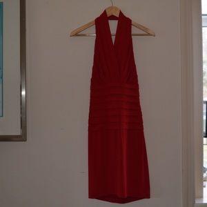Halter (Around the neck) Dress