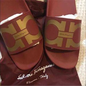 Ferragamo Other - Authentic ferragamo sandal