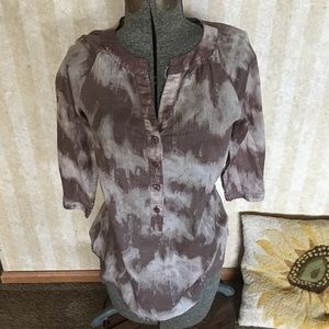 Coldwater Creek blouse.