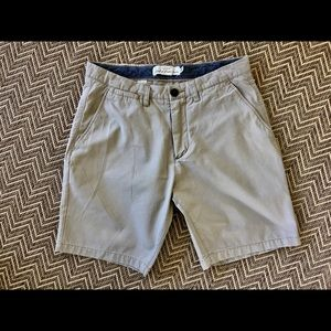 H & M Other - H & M LOGG Label of Graded Goods Khaki Shorts
