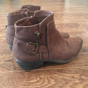 Madden Girl Booties Ankle Boots
