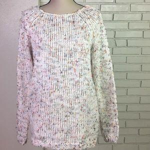 AX Paris Sweaters - AX Paris Sweater Multi Color Oversized