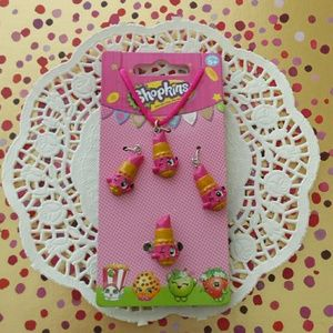 Shopkins Other - Shopkins Childrens 3-piece Jewelry Set Age5 and up