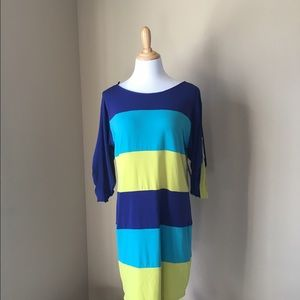 Sangria  Dresses & Skirts - Striped dress