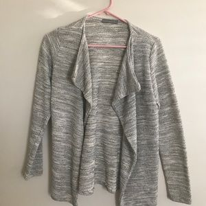 Loveappella Sweaters - Marled Flyaway Cardigan