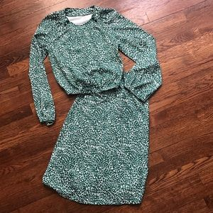 Vintage Dresses & Skirts - -VINTAGE- Two-Piece Outfit