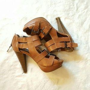 G by Guess Platform Sandals