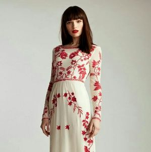 ALICE by Temperley Dresses & Skirts - Alice by temperly white and red dress. Prom