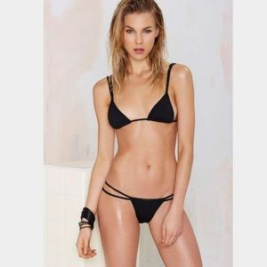 Minimale Animale Other - Minimale animale Black Bikini Bottom