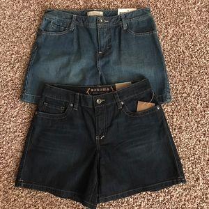 Sonoma Pants - Pair of NWT shorts.