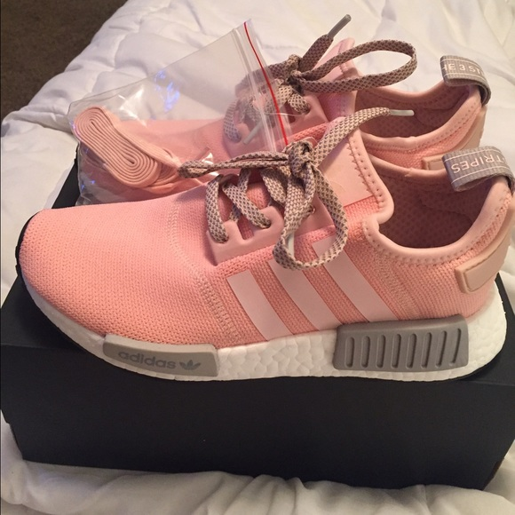 wholesale dealer 29c90 9fee7 Exclusive limited light pink/gray NMDS