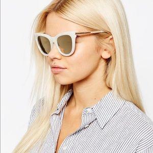 Le Specs Marble sunglasses