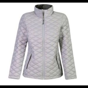 Free Country Jackets & Blazers - Free country gray jacket down lightweight puffer