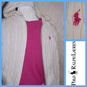 Ralph Lauren Other - Perfect for Spring🌺Ralph Lauren Zip Sweater