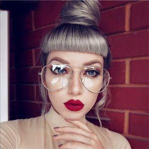 Vintage Retro Clear Eyeglasses
