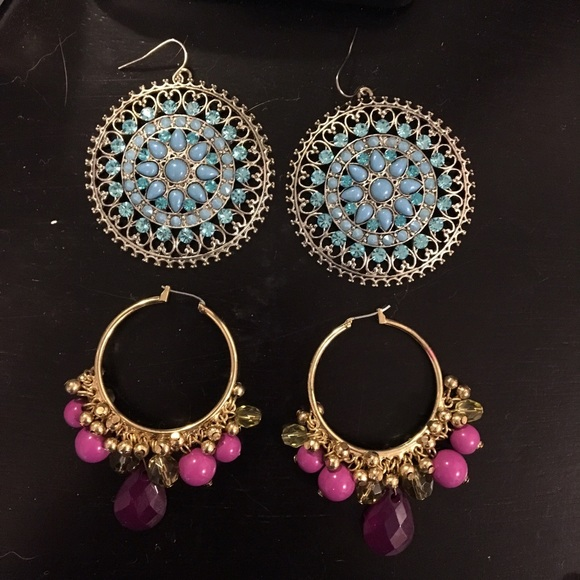 accessories really cool earrings poshmark